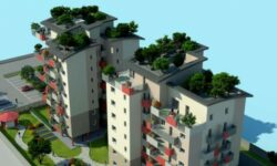 Cantiere Residenza Adeline 4