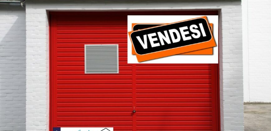 Box o garage via Massimo Gorki 8, San Giuliano Milanese