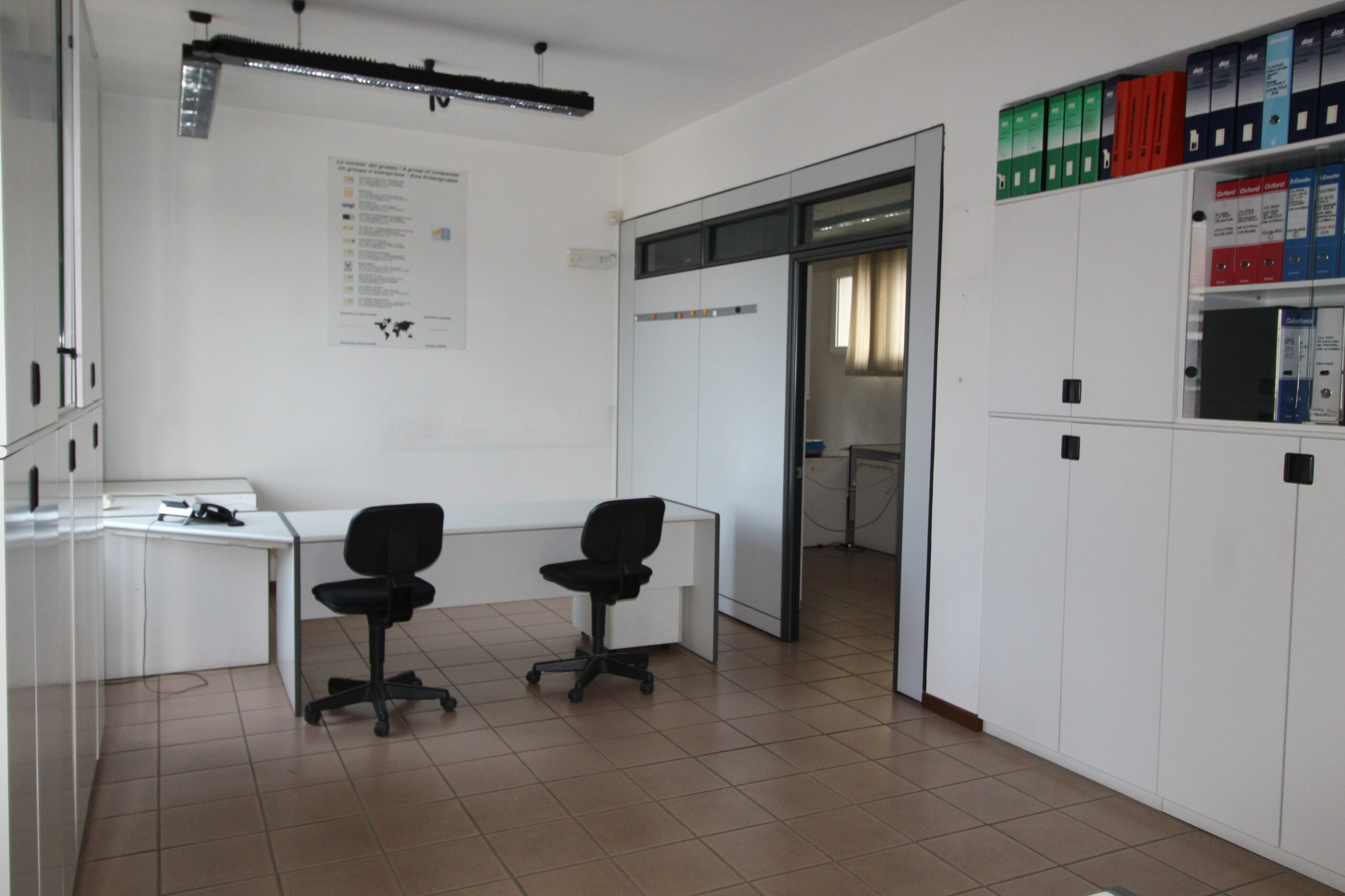Laboratorio di 7 locali in via Carlo Boncompagni