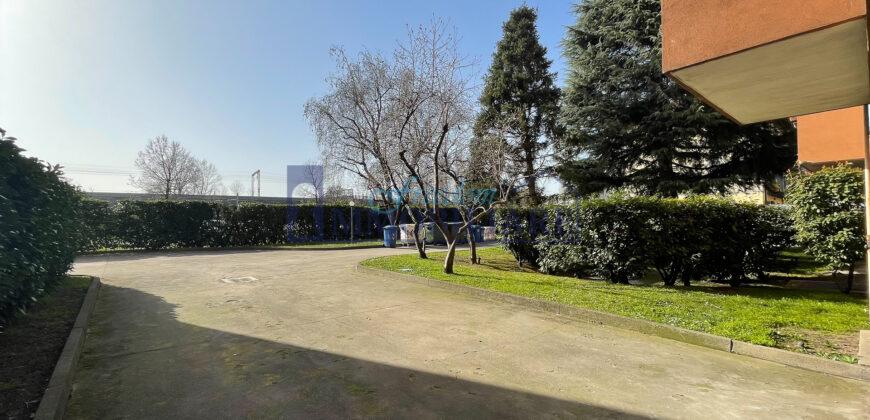 Trilocale via Luigi Toscani 8, San Giuliano Milanese