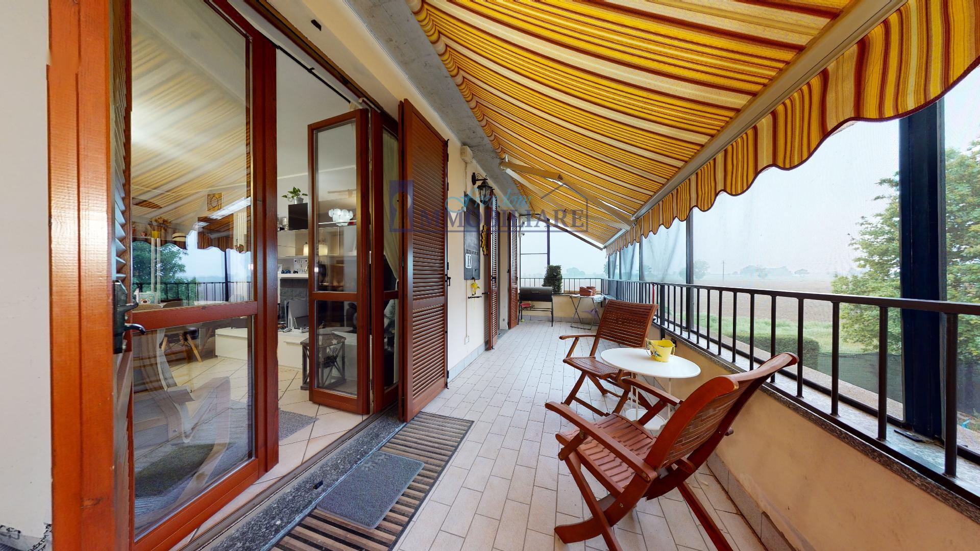 Bilocale via Girettina 12, Bascapè