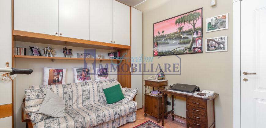 Villa unifamiliare via Valle d'Aosta, San Giuliano Milanese