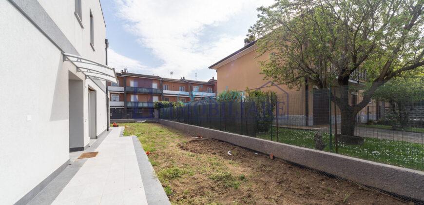 Villa bifamiliare via Monte Nero, Cerro al Lambro