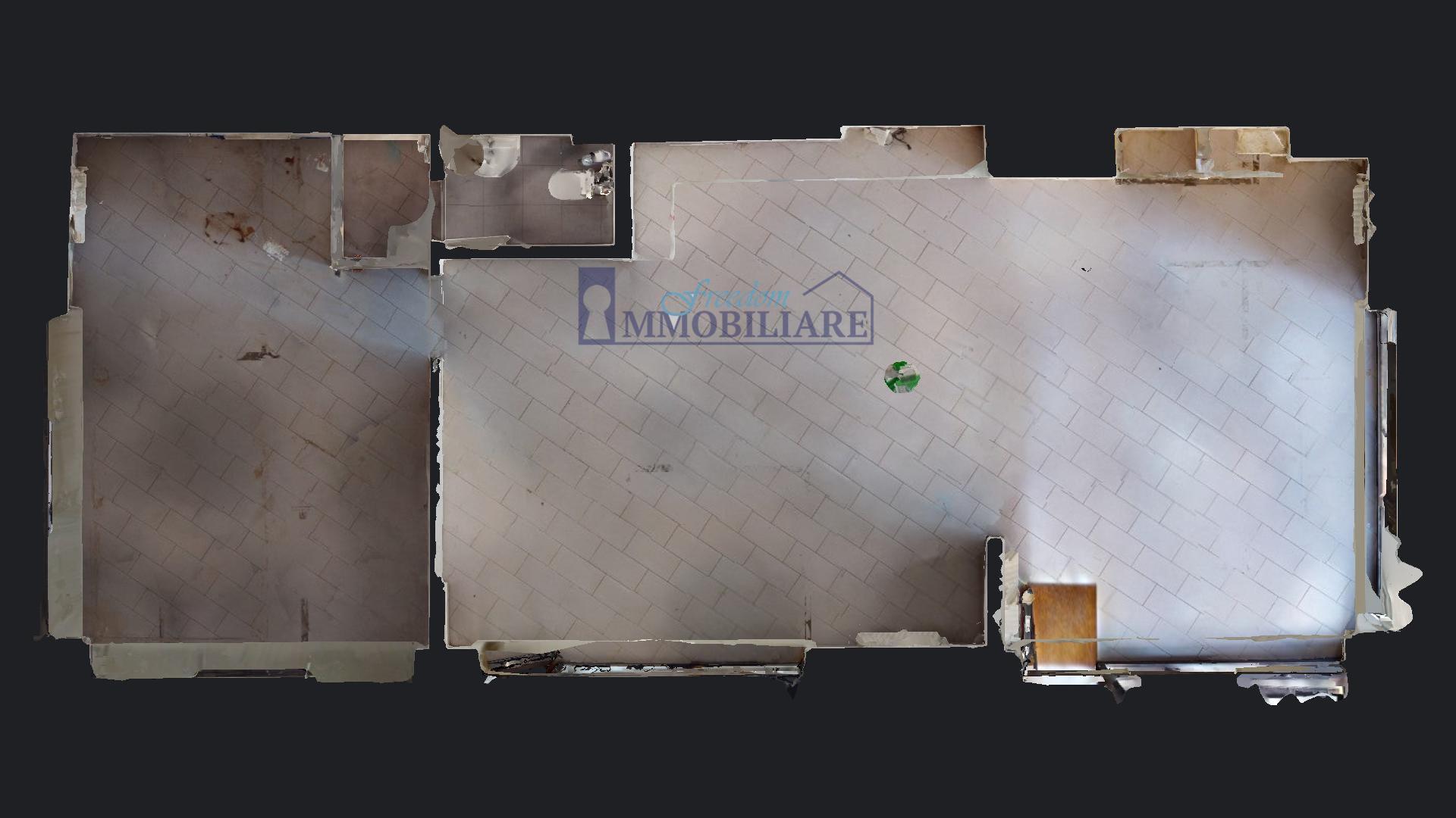 Negozio in Vendita San Giuliano Milanese, Via Fratelli Cervi 27
