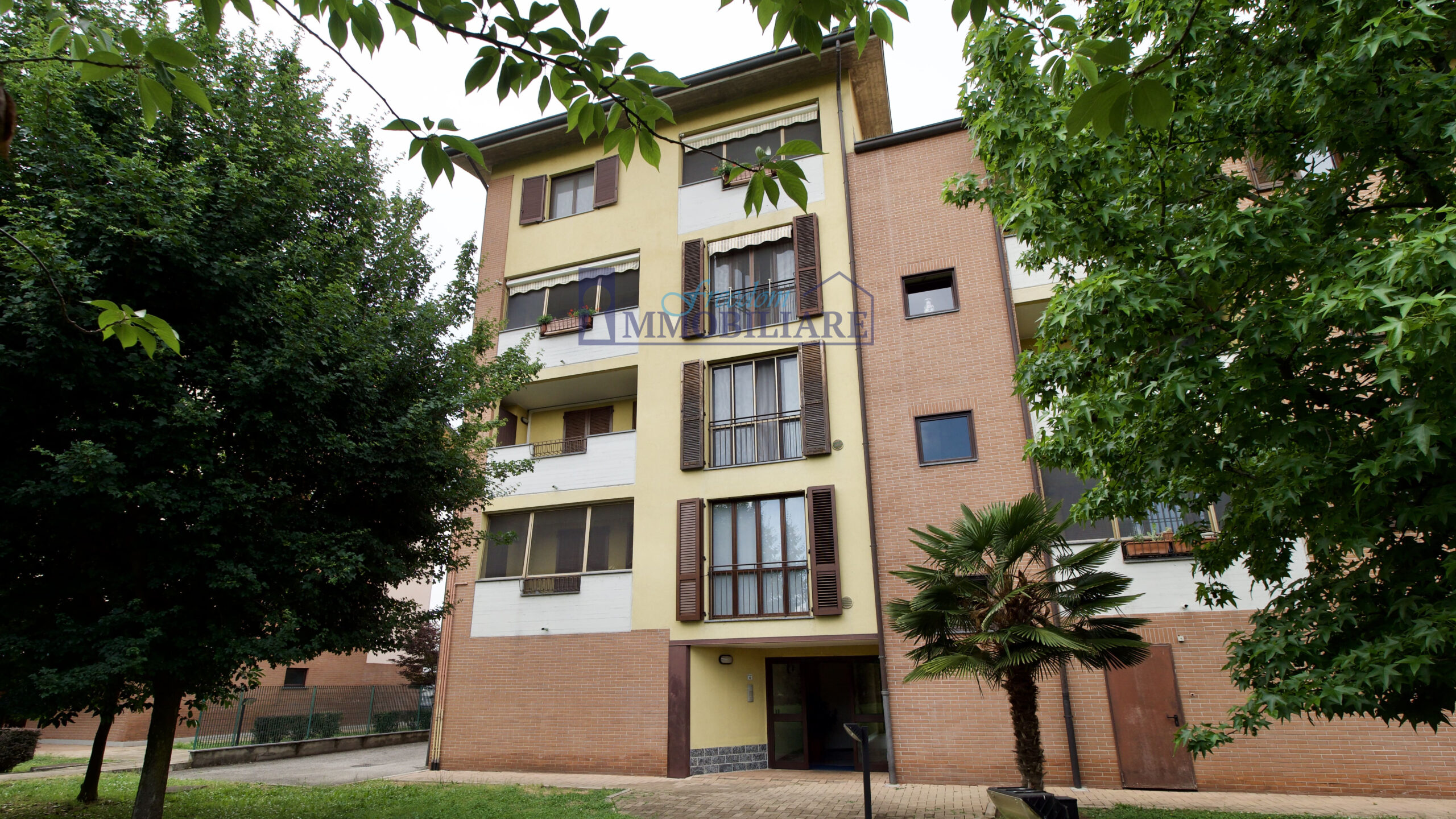 Quadrilocale via Luigi Settembrini 76, San Giuliano Milanese