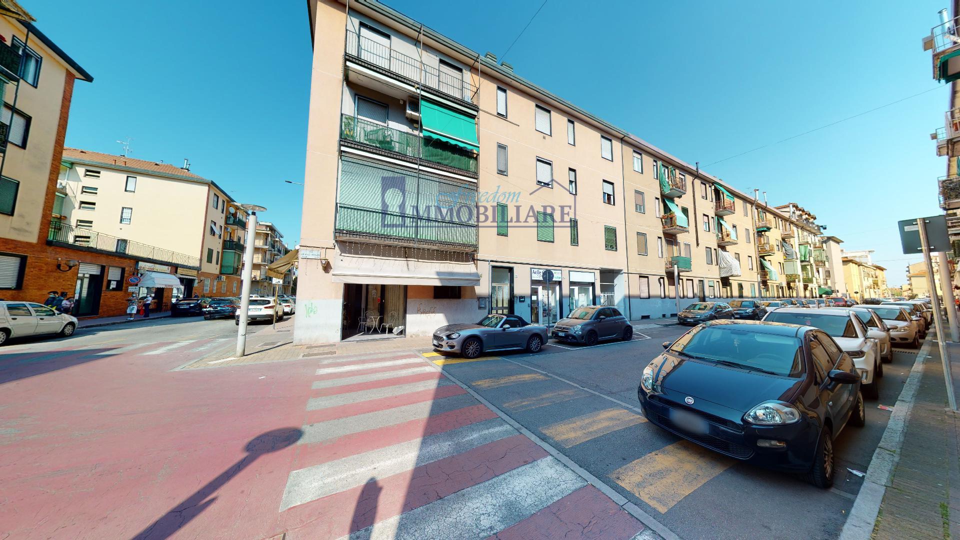Trilocale via Filippo Turati 14, San Giuliano Milanese