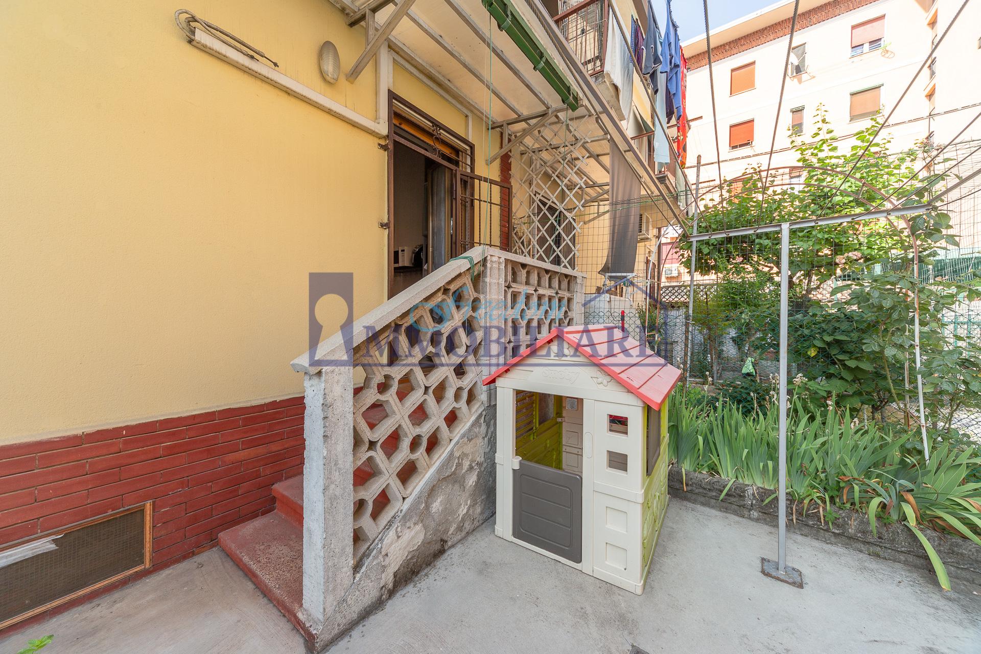 Villa a schiera via Mario Zerbi 6, San Giuliano Milanese