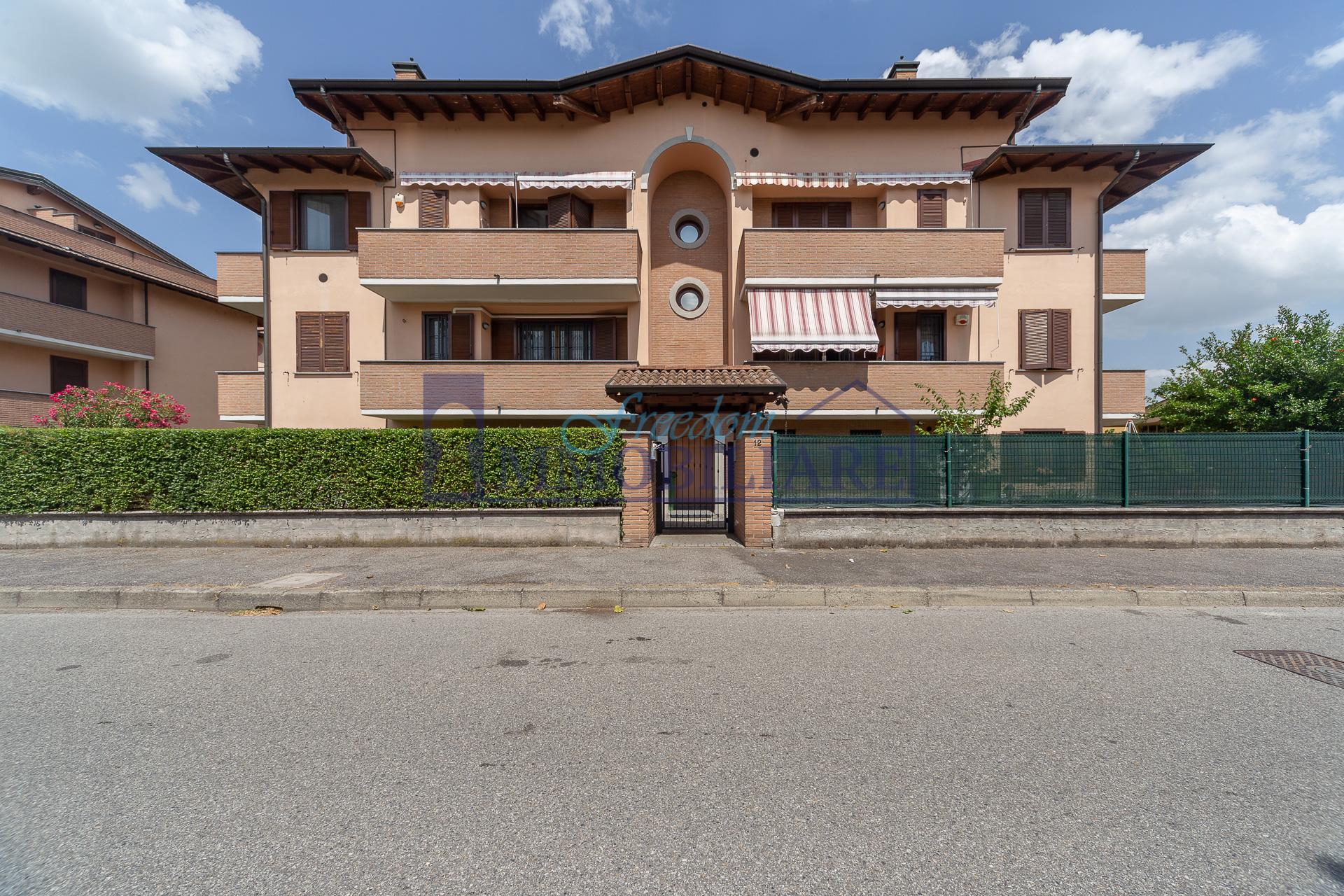 Trilocale viale Cesare Vignati 12, Casaletto Lodigiano