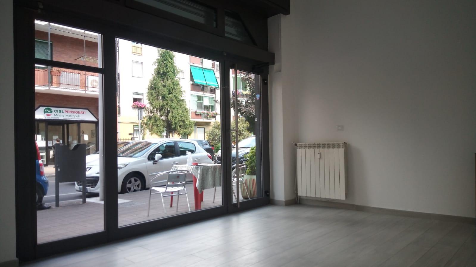 Locale commerciale in Affitto San Giuliano Milanese, Via Filippo Turati 39