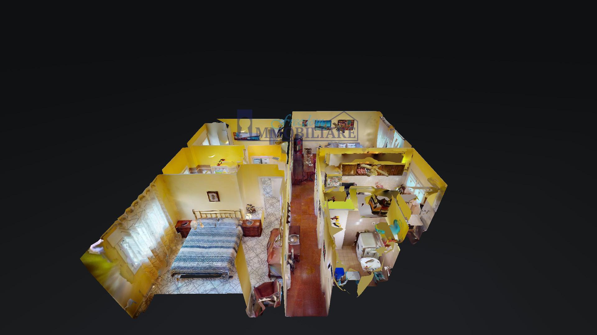 Trilocale via Giacomo Matteotti 4, San Zenone al Lambro