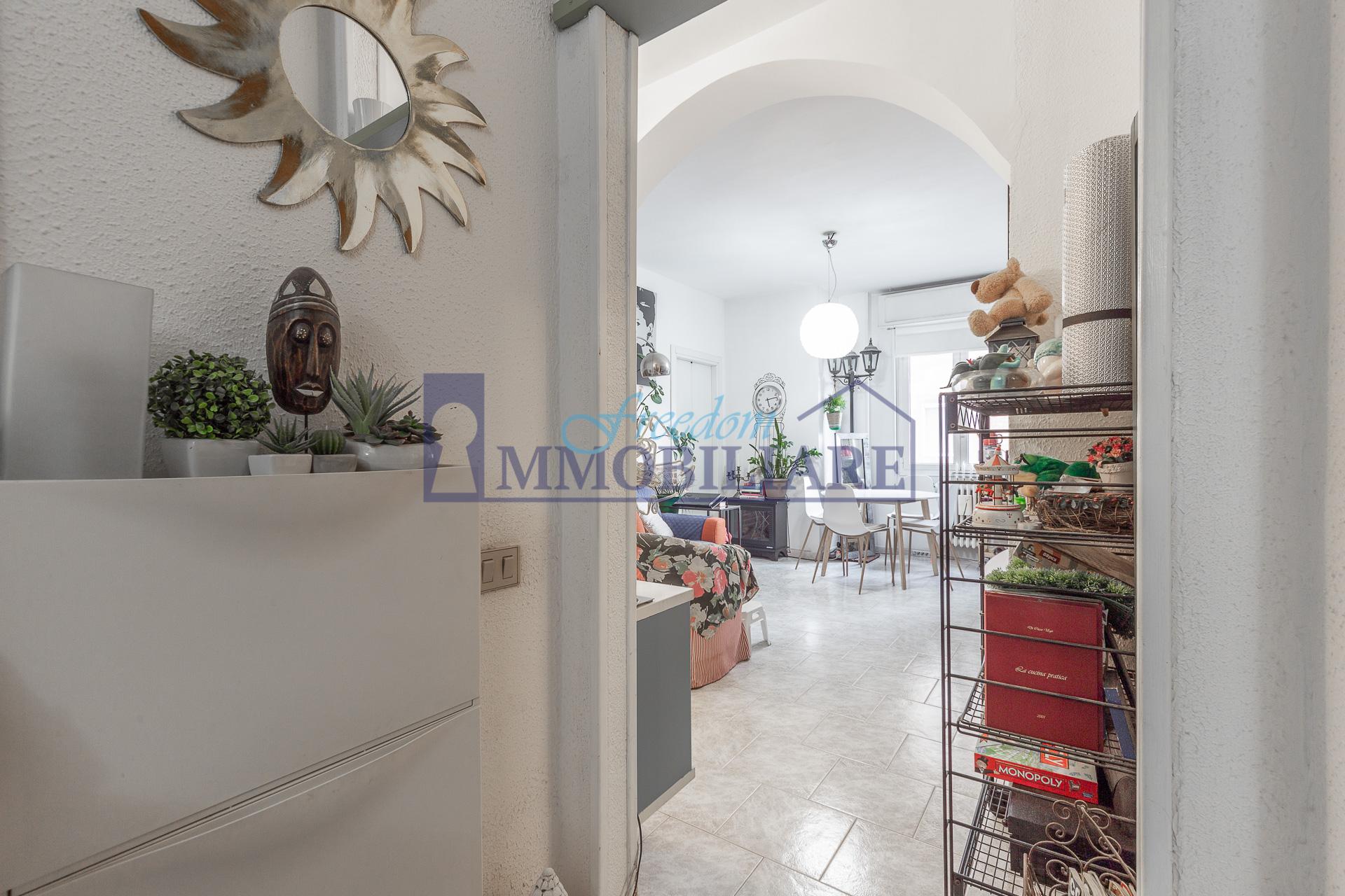 Bilocale con cantina in Via Sanzio 4, San Giuliano Milanese