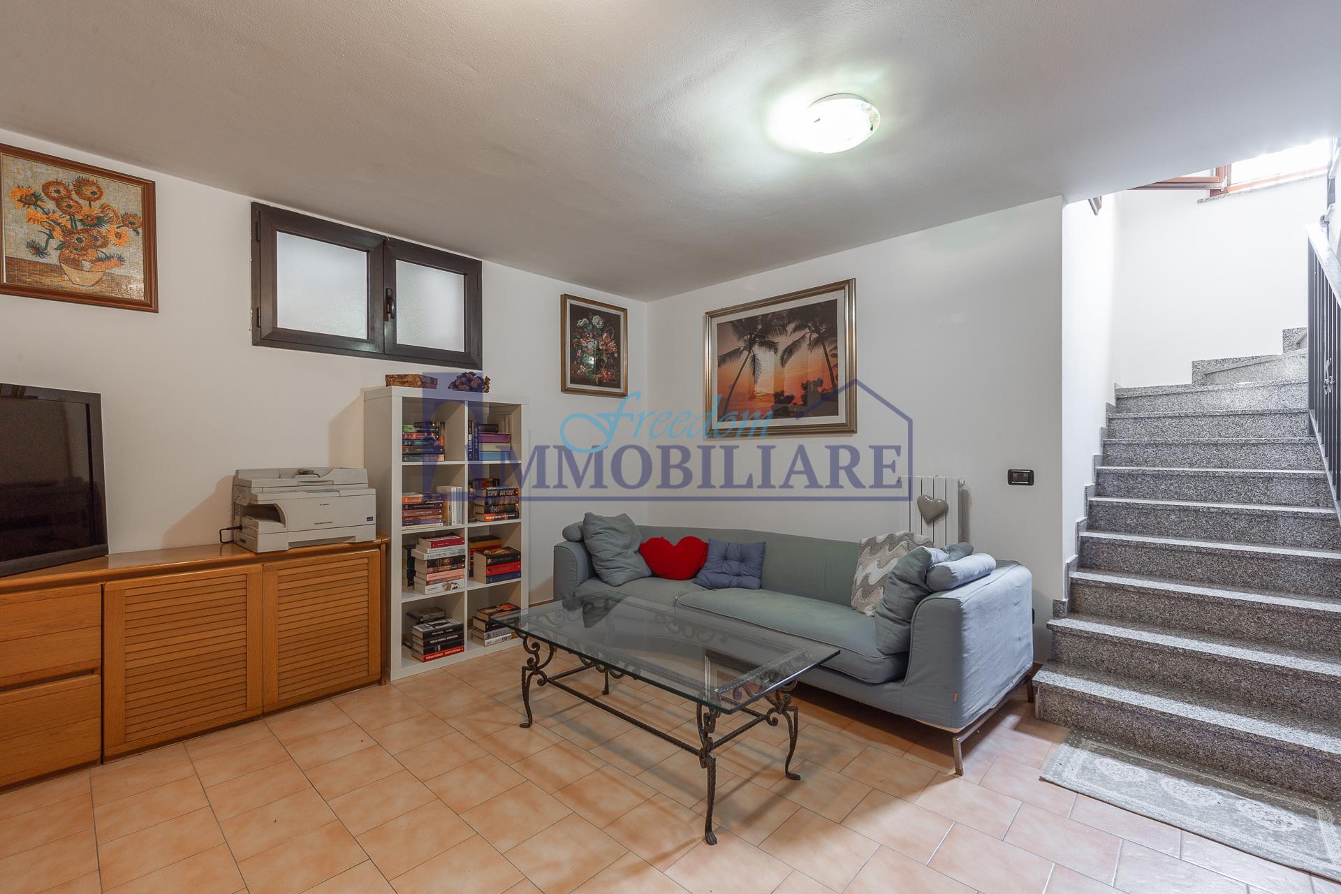 Villa unifamiliare via Lombardia, Salerano sul Lambro