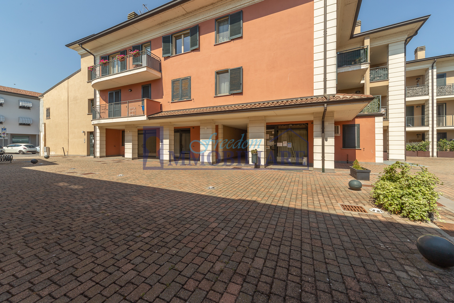 Bilocale via Vittorio Veneto 13, Salerano sul Lambro