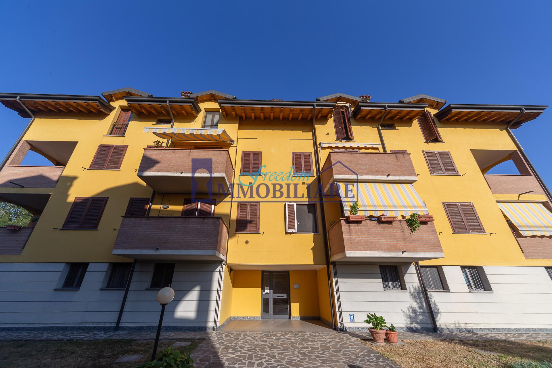 Bilocale via Angelo Grossi 3, Tavazzano con Villavesco