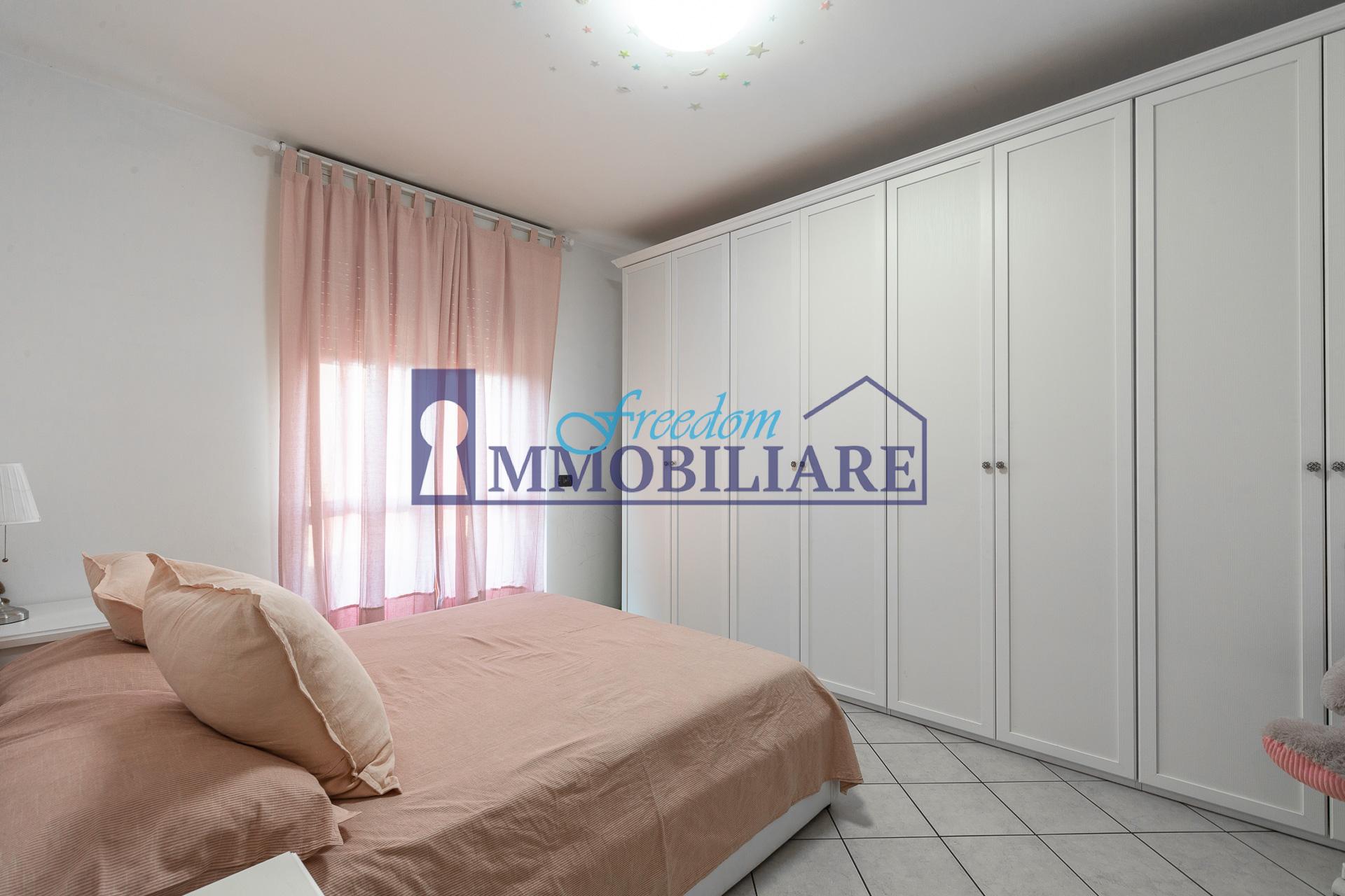 Bilocale via Luigi Toscani 52, San Giuliano Milanese