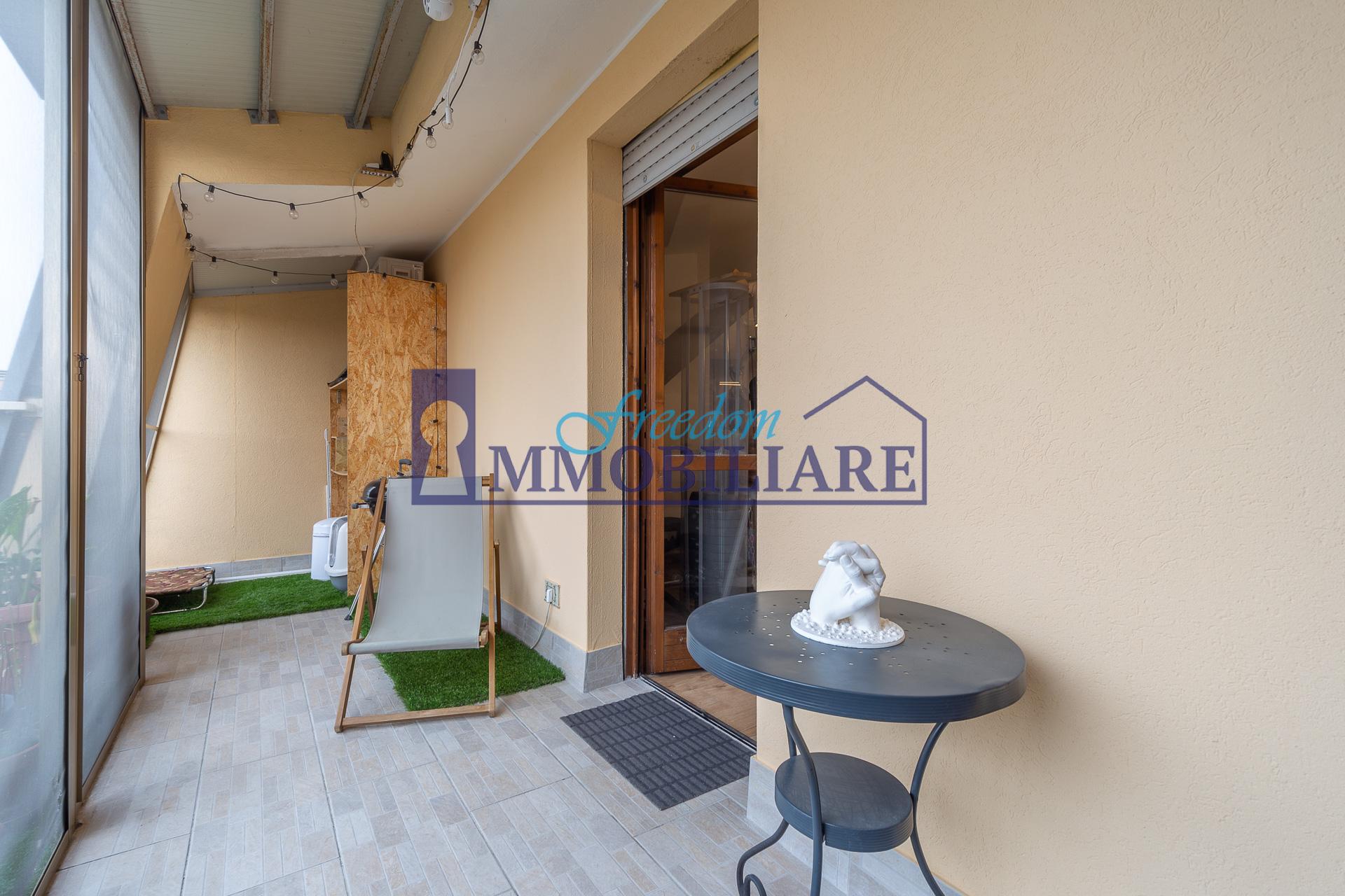 Trilocale via V Gogol 6, San Giuliano Milanese