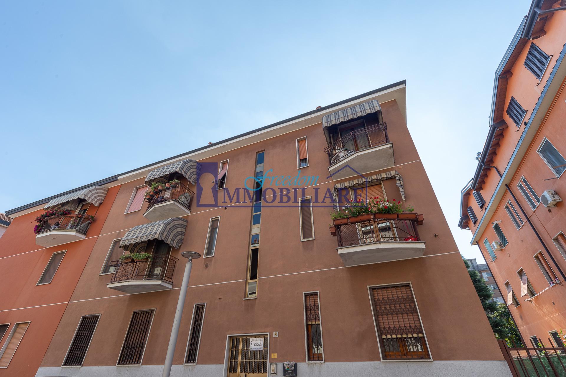 Bilocale via Guglielmo Marconi 8, San Giuliano Milanese